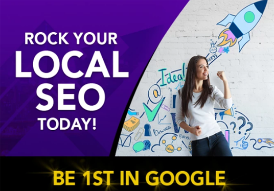 I will Rock Your Local SEO Traffic And Leads