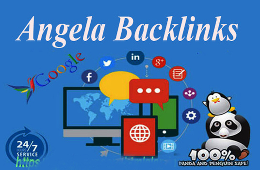 I will Do Best Quality  50 Angela paul Backlinks