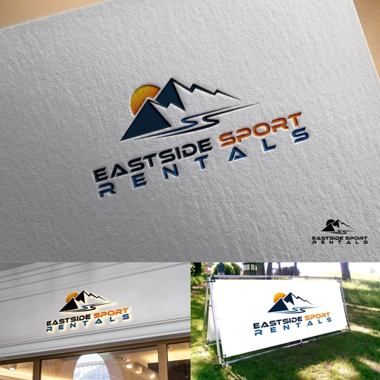 I will design your company logo concepts with High Quality Mock ups
