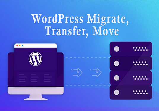 I will Migrate, Move, Transfer Your WordPress Site