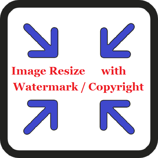 I will mass resize your images and add a watermark/copyright