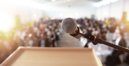 I will write a captivating speech for your event