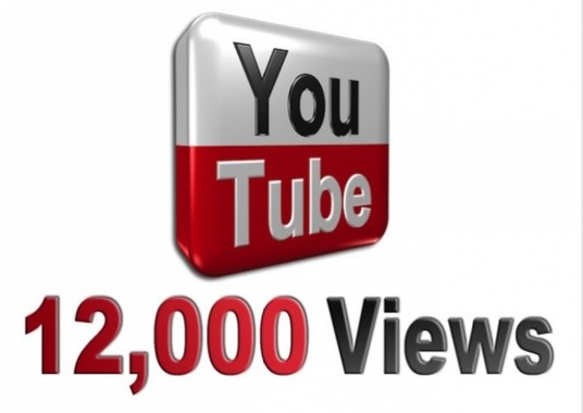 I will Give you 100% High Retention 12000+ YouTube Views