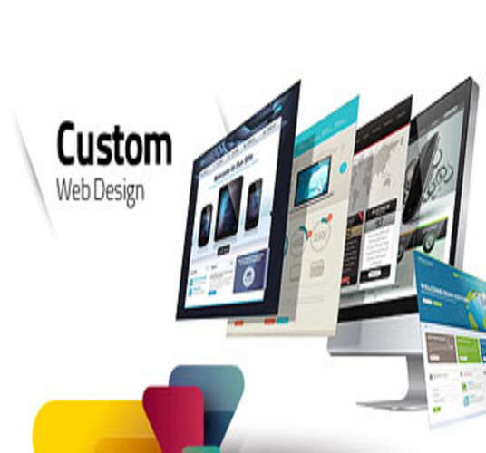 I will  web site & app design for you