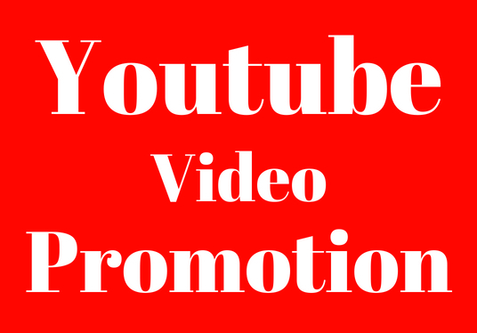 I will promote your youtube video to make viral over 50M people