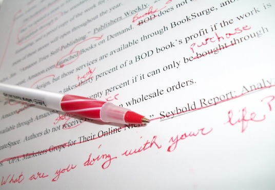 I will provide excellent proofreading and a writing service - edit, grammar, etc.