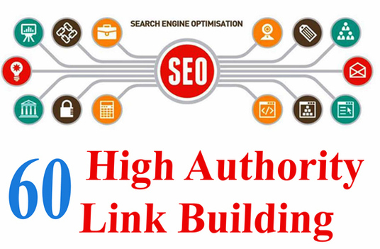 I will Manually Create 60 High Authority Seo Link Building