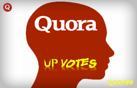 I will Get 30 HQ worldwide Quora upvotes with real profile
