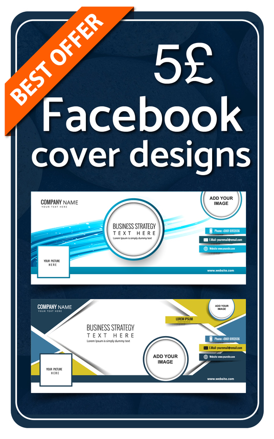 I will design your facebook cover