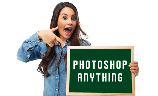 Photoshop Anything