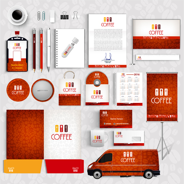 create a professional Logo and Brand Identity