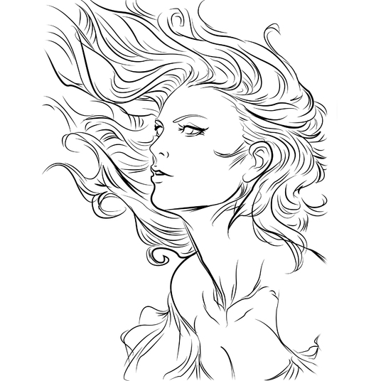I will make a perfect Vector Illustration for you
