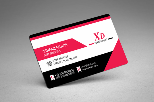 I will design business cards in 24 hours superfast delivery