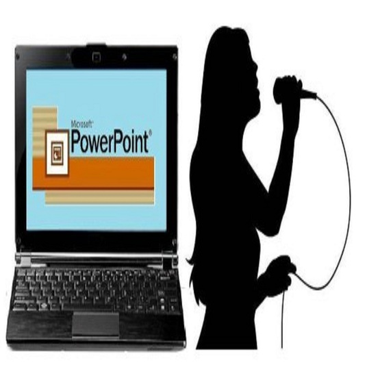 I will convert any power-point presentation in mp4 video up-to 7 min