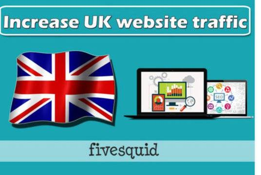 I will Drive Real UK Unlimited Website Traffic for 3 Months