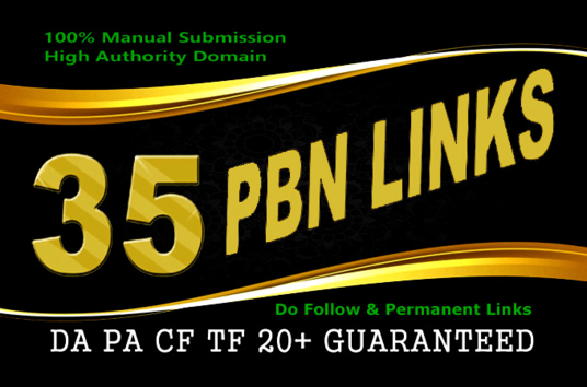 I will do high quality pbn seo backlinks