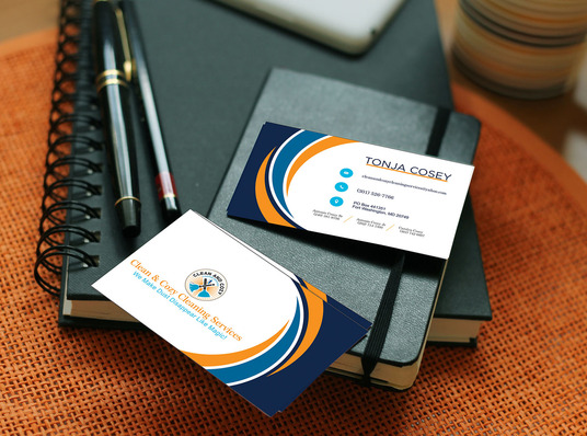I will Design Astonishing Double Sided Business Card