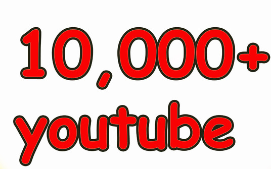 I will  promote 10,000+ Views YouTube Video to REAL Viewers, Good Retention Non Drop