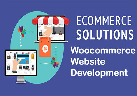 I will Create Ecommerce Website Using Woocommerce