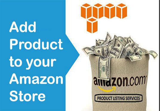 I will Add 20 Products To Your Amazon Listing