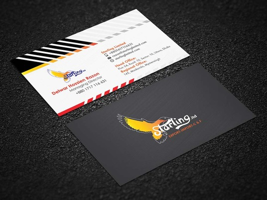 I will Do Professional Business Card And Stationary Design