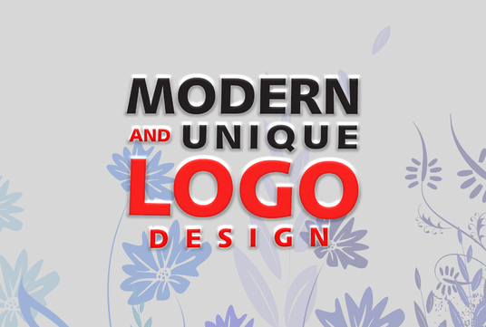 Do  Modern And Unique  Logo Design Within 24 Hours