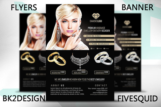 I will Design Professional Flyer or Roller Banner with Unlimited Revisions