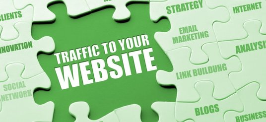 Drive Real And Active Web Traffic