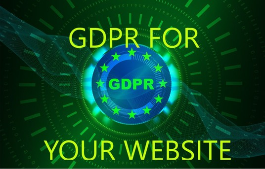 write & install a customised GDPR Privacy Policy Page  on Your Website
