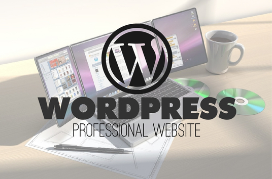 I will design WordPress website