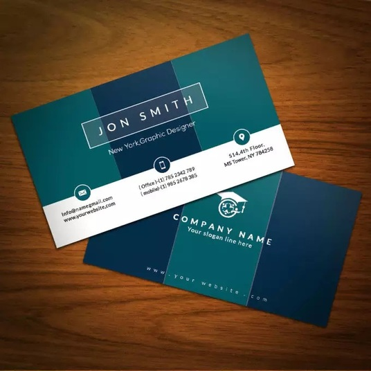 Professional business card design services fivesquid i will create business cards and stationery design for you reheart Choice Image