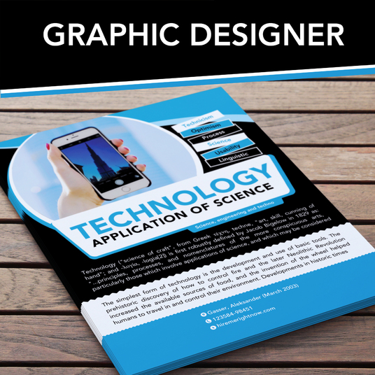 I will design an amazing creative poster, banner or flyer