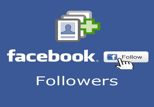 I will Add Real FACEBOOK Profile Followers