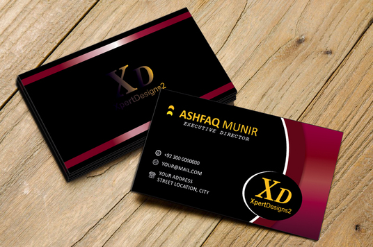 I will design unique business cards