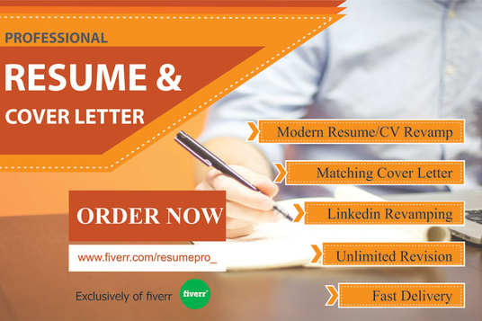 I will provide Professional And Awesome Resume Writing Service For Your Future