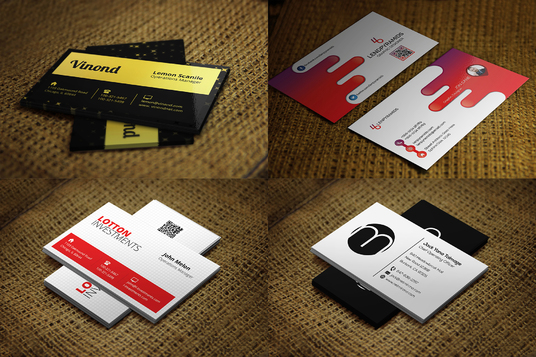 design Attractive  Business Card