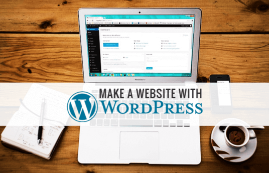 I will create a wordpress website or blog