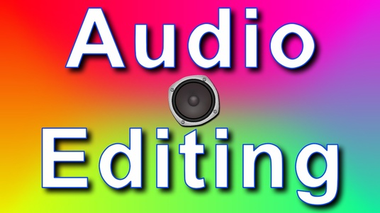 I will do audio editing including removing background noise hiss and hum
