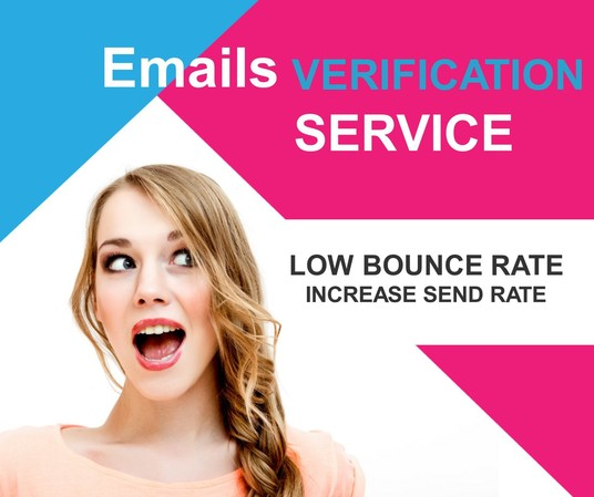 I will clean mailing lists of up to 1000 emails to avoid low bounce rate