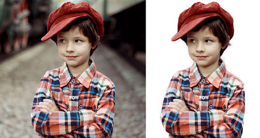 do Photoshop Editing of 5 Images