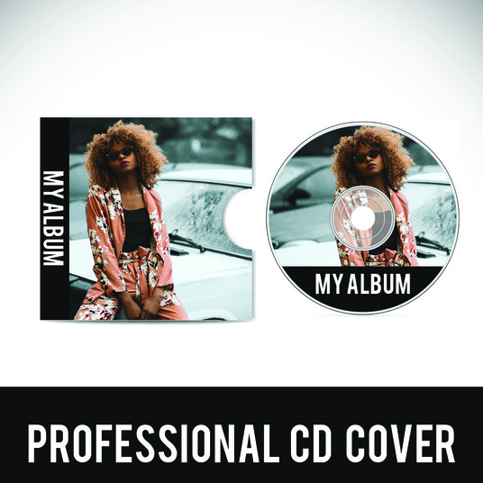 I will Design CD-DVD Cover