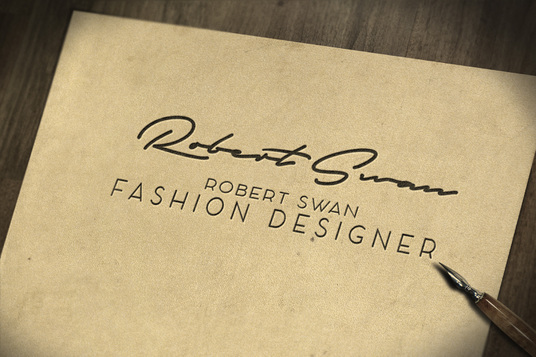 Design Professional Signature Logo