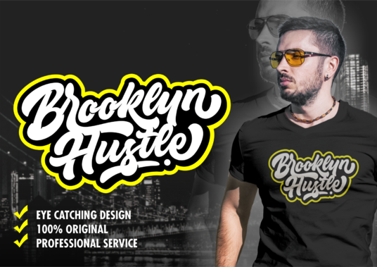 I will Create Awesome Tshirt Design With Great Artwork