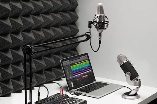 I will professionally mix and edit your 30 minute podcast