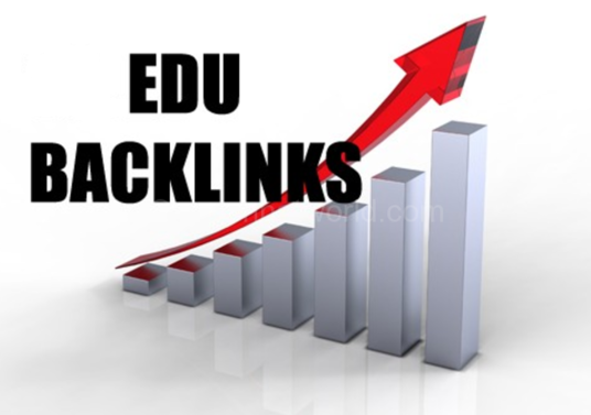 I will Get you 50 HQ. EDU PR10 to PR6 Backlinks