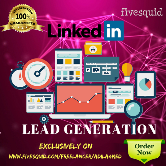 I will Do Lead Generation From Linkedin