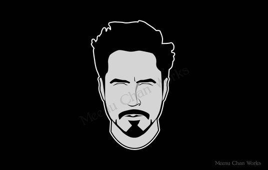 I will draw Vector Profile picture of you