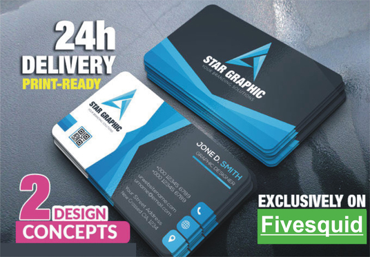 I will Design Professionally Logo And Business Card