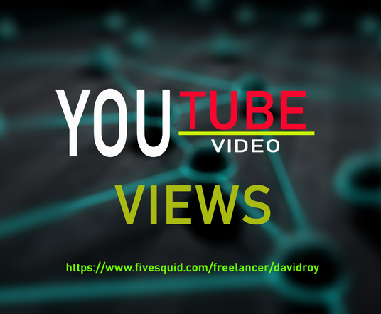 I will add 1000+ real youtube views