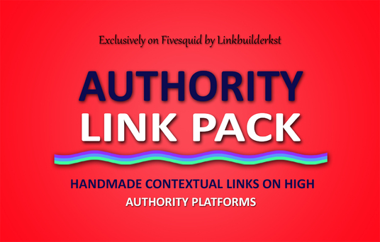 I will Do Authority Links Pack